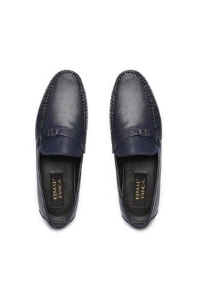 Kemal Tanca Erkek Derı Drıver Ayakkabı 424 G0112 Hta Erk Ayk 2