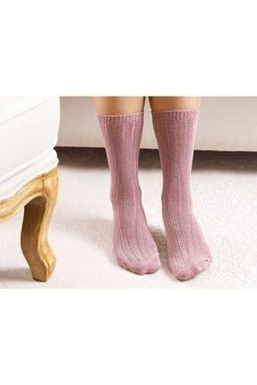 English Home Caraline Bambu Kadın Çorap Pembe 0