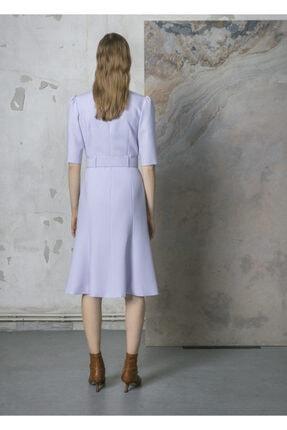 BİRELİN Krep Elbise 2