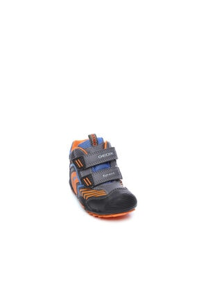 Geox Çocuk Derı Casual Çizme 498 B540ca00050 C1361 Ck Czm 20-27 1