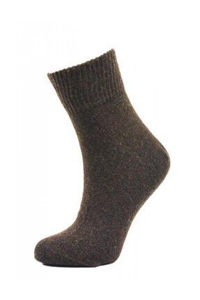 BORN Kadın Yünlü Kısa Soket Çorabı | Bo29401 0