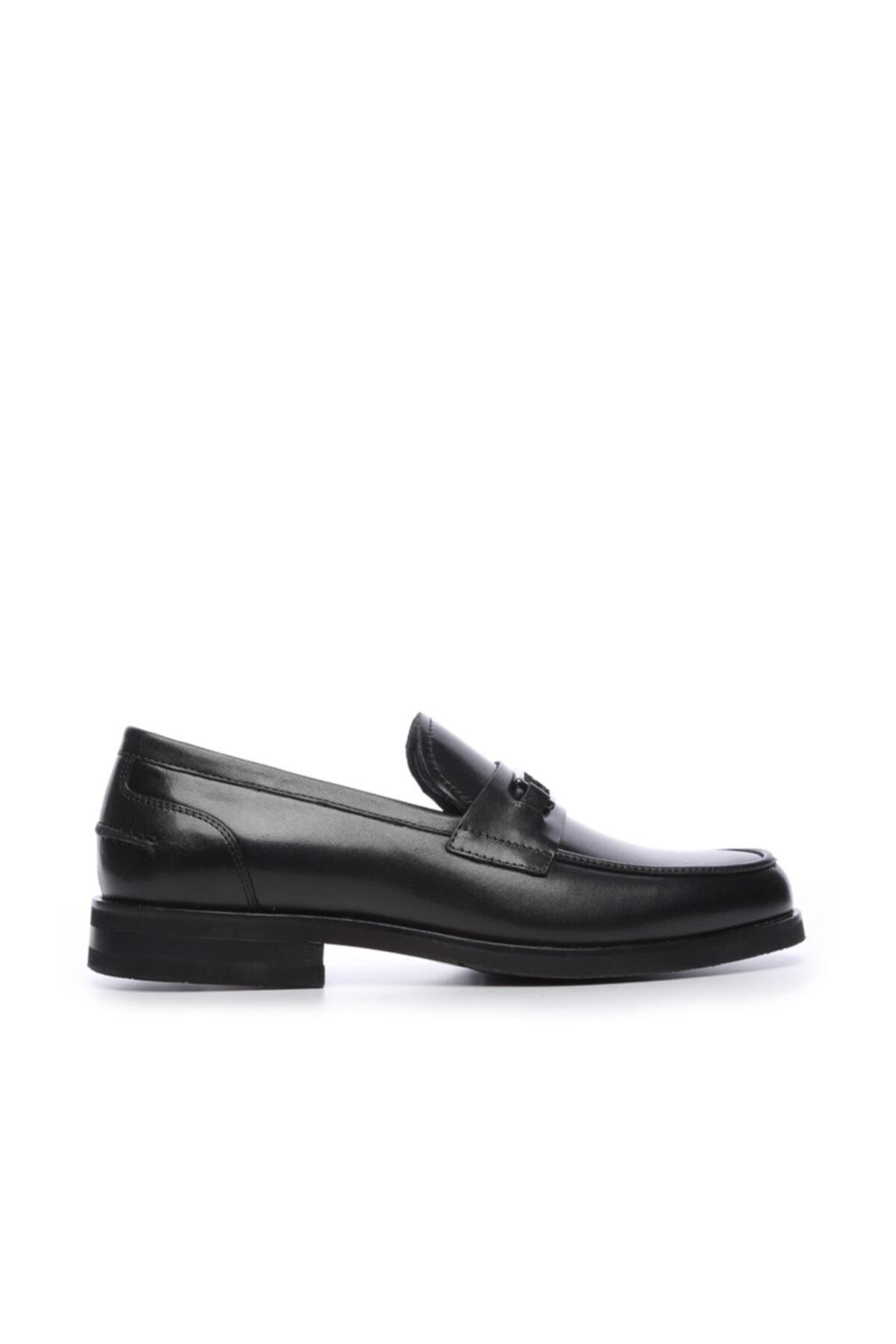 Erkek Derı Klasik Ayakkabı 383 3308 Ev Erk Ayk
