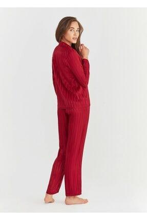 Suwen Diana Maskulen Pijama Takımı 2