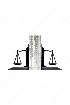 "ohuga Kitap Tutucu ""adalet Terazisi"" 0"