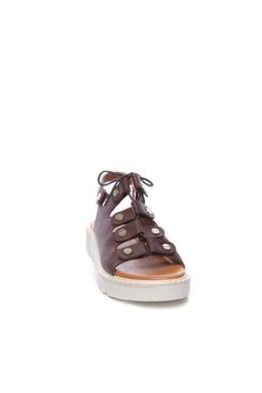 Kemal Tanca Kadın Derı Sandalet Sandalet 169 51904 Bn Sndlt 1