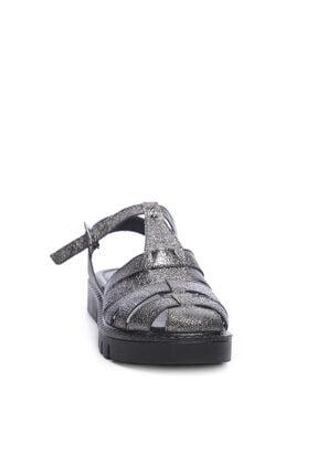 Kemal Tanca Kadın Derı Sandalet Sandalet 169 51907 Bn Sndlt 1