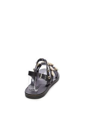 Kemal Tanca Kadın Derı Sandalet Sandalet 607 1986 Byn Sndlt Y19 2
