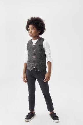 Erkek Çocuk Antrasit Pantolon 20fw0nb3227 resmi