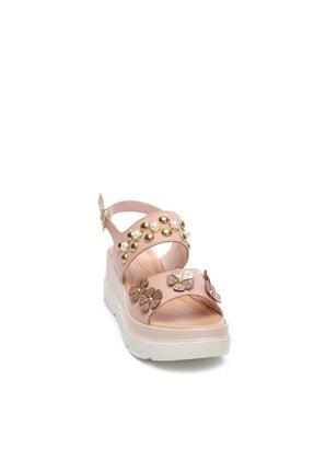Kemal Tanca Kadın Derı Sandalet Sandalet 169 53074 Bn Sndlt 1