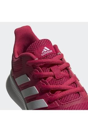 adidas RUNFALCON K Pembe Kız Çocuk Koşu Ayakkabısı 100663952 2