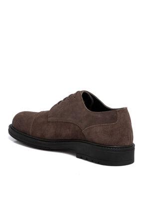 Tergan Vizon Süet Deri Erkek Ayakkabı 55016a02 1