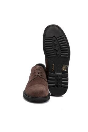 Tergan Vizon Süet Deri Erkek Ayakkabı 55016a02 3
