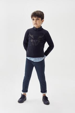 Erkek Çocuk Jean Pantolon 20fw0nb3230 resmi