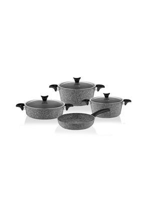 Master Cook Granit Tencere Seti Gri 28659658