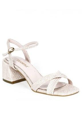 Tessera Kadın Topuklu Sandalet 2