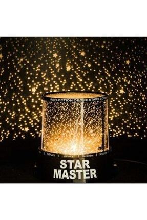 kartalshopping Star Master Pilli Projeksiyonlu Led Yıldızlı Renkli Gece Lambası 1