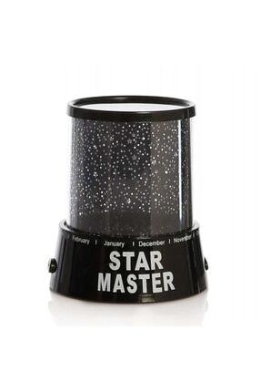 kartalshopping Star Master Pilli Projeksiyonlu Led Yıldızlı Renkli Gece Lambası 2