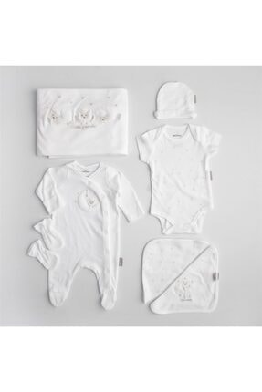 Chakra Lamb Yeni Doğan Hastane Çıkışı Beyaz 2