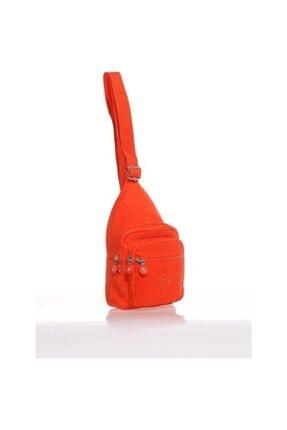 Smart Bags Kadın Body Bag Krinkıl Kumaş Su Geçirmez Hafif Omuz Sırt Çantası 17*7*17 1