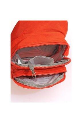 Smart Bags Kadın Body Bag Krinkıl Kumaş Su Geçirmez Hafif Omuz Sırt Çantası 17*7*17 3