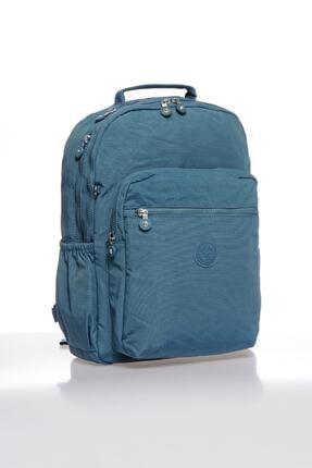 Smart Bags Smbky1019-0050 Buz Mavi Kadın Sırt Çantası 1