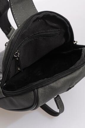 US Polo Assn Plevry20510 Gri Erkek Askılı Çanta 4