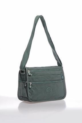 Smart Bags Smbky1128-0005 Haki Kadın Çapraz Çanta 1