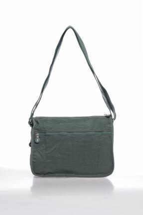 Smart Bags Smbky1128-0005 Haki Kadın Çapraz Çanta 2
