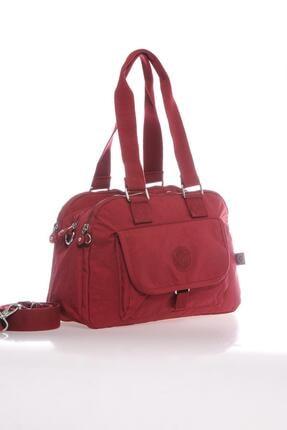 Smart Bags Smb1122-0021 Bordo Kadın Omuz Çantası 1