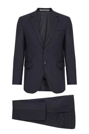 İgs Erkek K.lacivert Regularfıt / Rahat Kalıp Std Takım Elbise 0