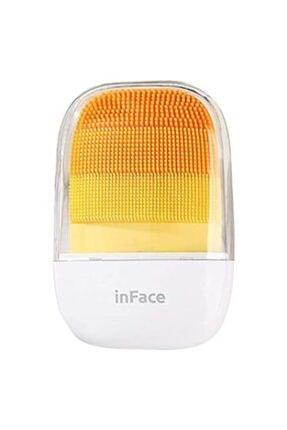 inFace Cilt Temizleme Cihazı Sarı 1