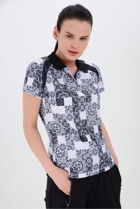 TRYON Kadın Polyester Polo T-shirt Eliz 2