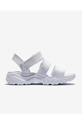 Skechers D'LITES 2.0- STYLE INCON Kadın Beyaz Sandalet 1