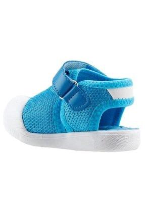 Vicco Erkek Bebek Mavi İlk Adım Sandalet 1