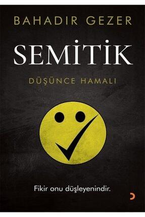 Cinius Yayınları Semitik - Bahadır Gezer 9786257313506 0