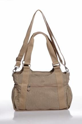 Smart Bags Kadın Omuz Çantası Smbk1163-0015 A.vizon 2