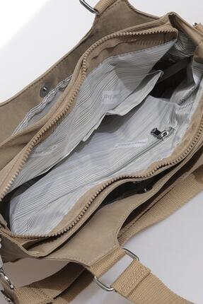 Smart Bags Kadın Omuz Çantası Smbk1163-0015 A.vizon 3