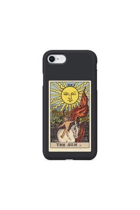 shoptocase Iphone 7 Siyah Lanman The Sun Baskılı Telefon Kılıfı 0