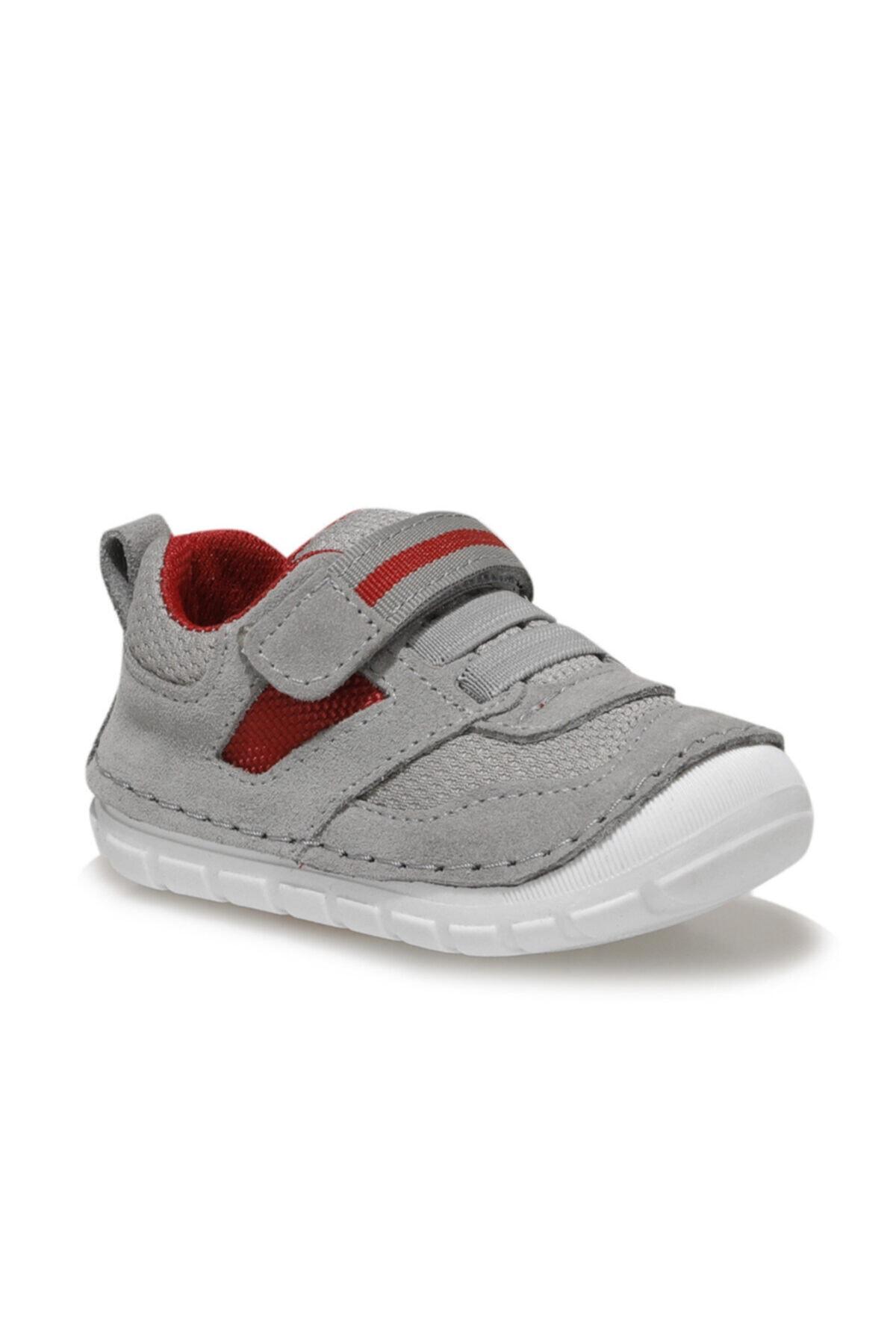 515111.I1FX Gri Erkek Çocuk Günlük Ayakkabı 100937020