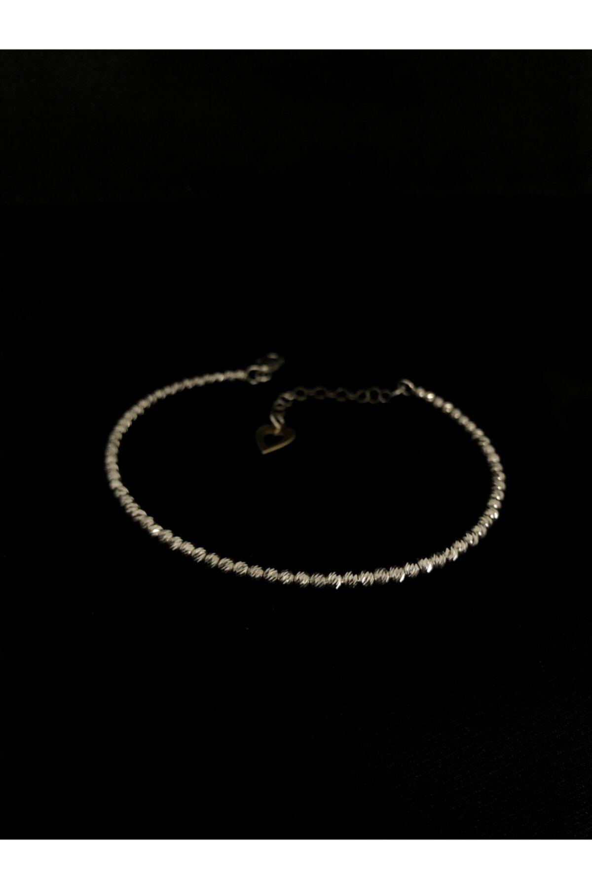 Famir Gümüş Ayar Gümüş Bileklik Dorika 925