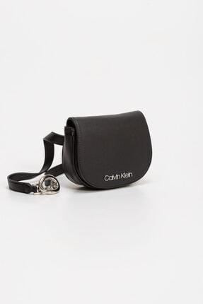 Calvin Klein Kadın Siyah Crossover Çanta 0