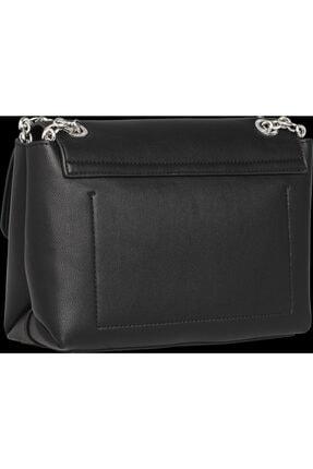 Calvin Klein Kadın Siyah Omuz Çanta 4