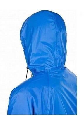 MAC IN A SAC Unisex Mavi Mias Origin Yağmurluk Ceket 2