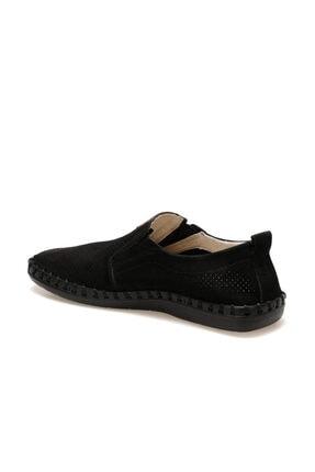 Flogart Erkek Siyah Klasik Ayakkabı 2