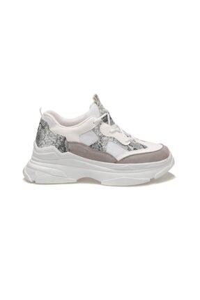 Butigo 19k-956 Beyaz Kadın Sneaker 1