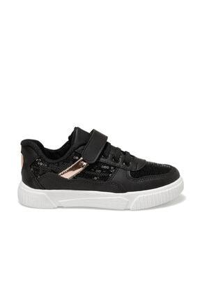 SEVENTEEN YUSA Siyah Kız Çocuk Sneaker 100570645 1