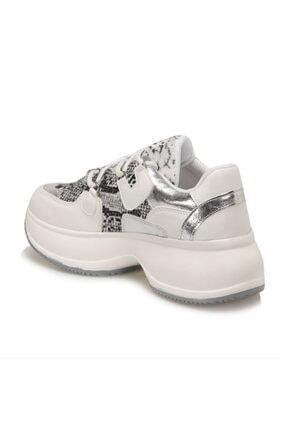 Butigo 20SF-2002 Gri Kadın Fashion Sneaker 100533086 2