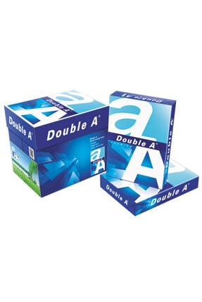 DOUBLE A Double-a A4 Fotokopi Kağıdı 80 gram Beyaz 500 Sayfa (5 Paket) 0