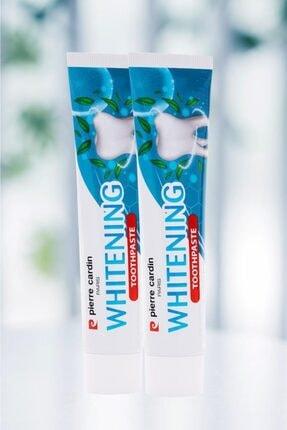Pierre Cardin Beyazlatıcı Diş Macun 75 ml-2 Adet 0