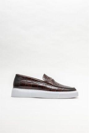 Picture of Erkek Kahve Deri Günlük Ayakkabı